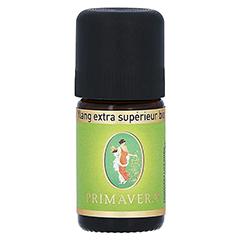 PRIMAVERA Ylang Extra Superieur Bio ätherisches Öl 5 Milliliter