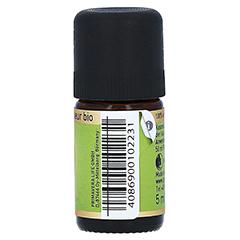 PRIMAVERA Ylang Extra Superieur Bio ätherisches Öl 5 Milliliter - Linke Seite