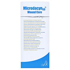 MICRODACYN60 Wundspüllösung 250 Milliliter - Rückseite