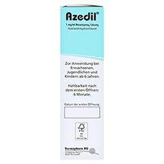 Azedil 1mg/ml 10 Milliliter N1 - Rechte Seite