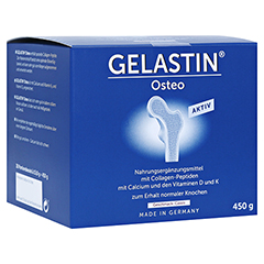 GELASTIN Osteo Pulver 30 Stück