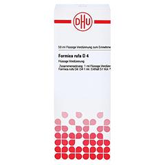 FORMICA RUFA D 4 Dilution 50 Milliliter N1 - Vorderseite
