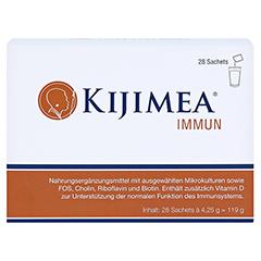 KIJIMEA Immun Pulver 28 Stück - Vorderseite