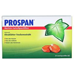 Prospan Husten-Lutschpastillen 20 Stück N1 - Vorderseite