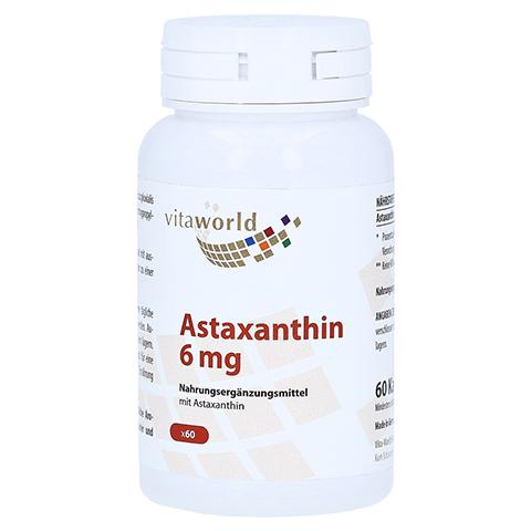ASTAXANTHIN 6 mg Kapseln 60 Stück