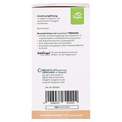 Lactobact Premium magensaftresistente Kapseln 60 Stück - Rechte Seite