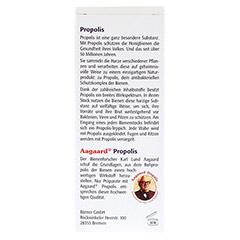 AAGAARD Propolis Lösung 50 Milliliter - Rückseite