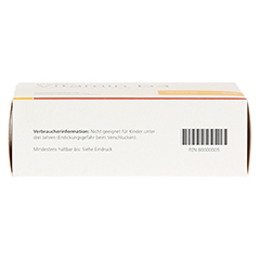 medpex Vitamin D3 100 Stück - Unterseite