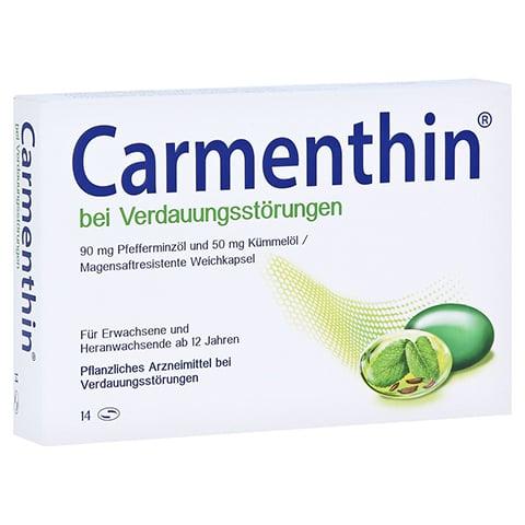 Carmenthin bei Verdauungsstörungen 14 Stück