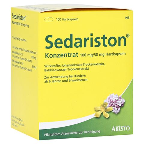 Sedariston Konzentrat 100 Stück N3