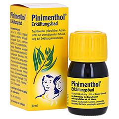 Pinimenthol Erkältungsbad ab 12 Jahre 30 Milliliter