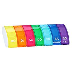 ANABOX 1x7 Regenbogen m.Fachteilern 1 Stück