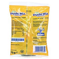 BLOC Traubenzucker Fizzy Frucht Mix Btl. 75 Gramm - Linke Seite