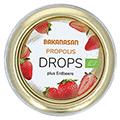BAKANASAN Propolis Drops Erdbeere 45 Gramm