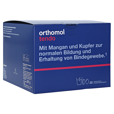 orthomol tendo 1 Packung