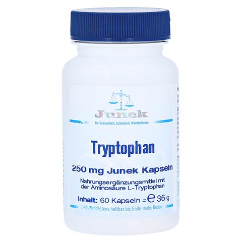 TRYPTOPHAN 250 mg Junek Kapseln 60 Stück