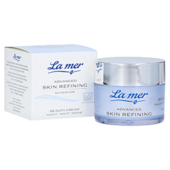 LA MER ADVANCED Skin Refining Beauty Cr.Nacht o.P. 50 Milliliter