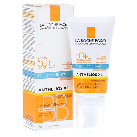 ROCHE-POSAY Anthelios XL LSF 50+ BB Creme / R 50 Milliliter