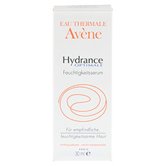 AVENE Hydrance Optimale Feuchtigkeitsserum 30 Milliliter - Vorderseite