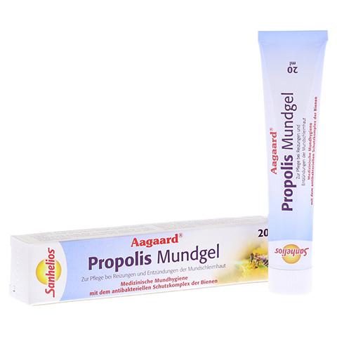 Aagaard Propolis Mundgel 20 Milliliter