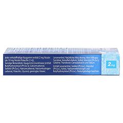 Nicotinell 2mg Cool Mint 24 Stück - Linke Seite