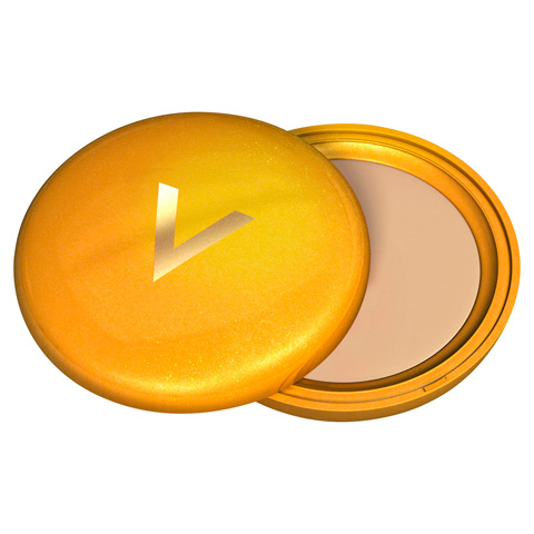 VICHY IDEAL SOLEIL Make-up Puder gold 9 Gramm