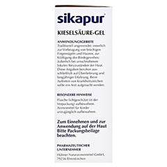 SIKAPUR Liquidum 200 Milliliter - Rechte Seite