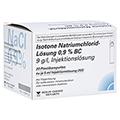 ISOTONE NaCl Lösung 0,9% BC Plast.Amp.Inj.-Lsg. 20x5 Milliliter N3
