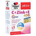 DOPPELHERZ C+Zink+E Depot Tabletten 40 Stück