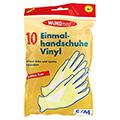 VINYL Einmal-Handschuhe gepudert Gr.S/M 10 Stück