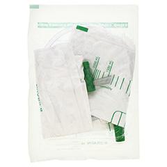 URINBEUTEL steril 2 l m.Ablauf Antirefluxventil 1 Stück