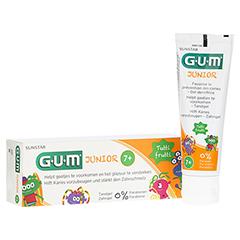 GUM Junior Zahngel Tutti-Frutti 7-12 Jahre 50 Milliliter