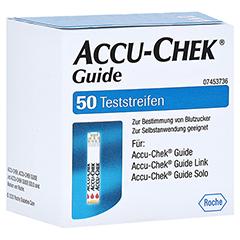 ACCU-CHEK Guide Teststreifen 1x50 Stück
