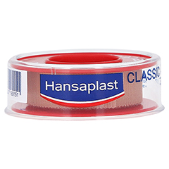 HANSAPLAST Fixierpfl.Classic 1,25 cmx5 m Schub 1 Stück