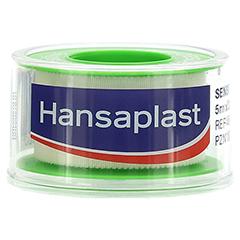 HANSAPLAST Fixierpfl.Sensitive 2,5 cmx5 m Schub 1 Stück