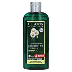 LOGONA Farbreflex Shampoo Blond Bio-Kamille 250 Milliliter