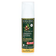 LOGONA Längen & Spitzenfluid Bio-Arganöl 75 Milliliter