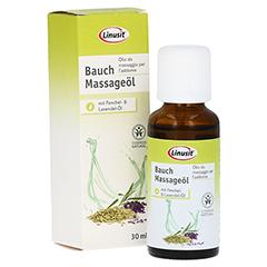 LINUSIT Bauch Massageöl 30 Milliliter