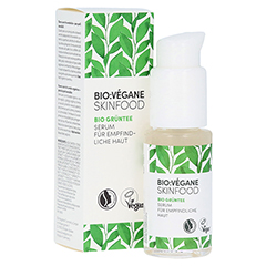 BIO VEGANE Sensitive green Tea Serum 30 Milliliter