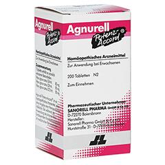 AGNURELL Potenz Accord Tabletten 200 Stück N2