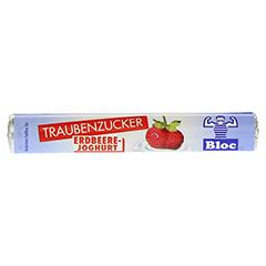 BLOC Traubenzucker Erdbeere-Joghurt Rolle 1 Stück