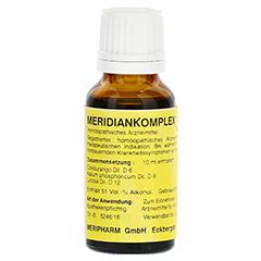 MERIDIANKOMPLEX 1 Tropfen zum Einnehmen 20 Milliliter N1