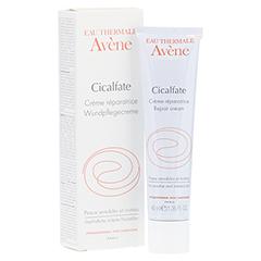 AVENE Cicalfate antibakter.Wundpflegecreme 40 Milliliter