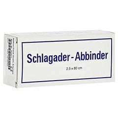 ARTERIENABBINDER 2,5x80 cm 101071 1 Stück