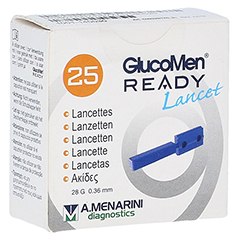 GLUCOMEN READY Lancets 25 Stück
