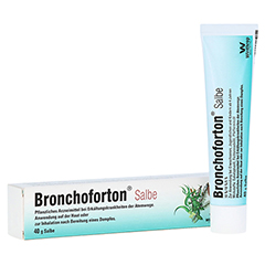 Bronchoforton 40 Gramm
