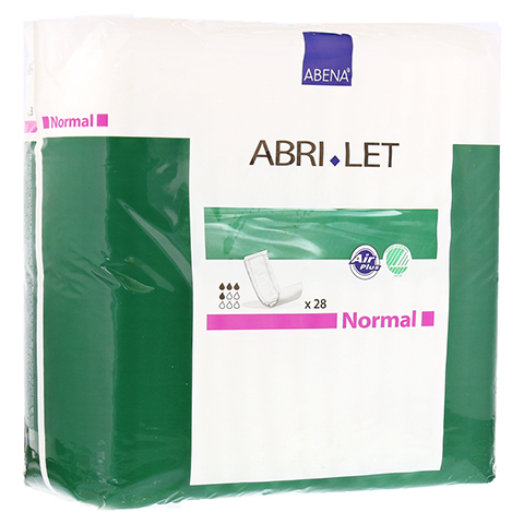 ABRI Let normal Vorlage 14x39 cm 28 Stück