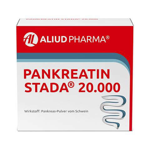 Pankreatin STADA 20000 Aliud 200 Stück N3