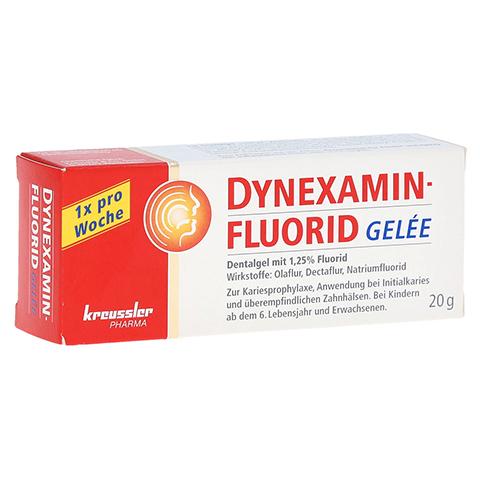 Dynexaminfluorid Gelee 20 Gramm N1