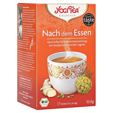 YOGI TEA Nach dem Essen Bio Filterbeutel 17x1.8 Gramm